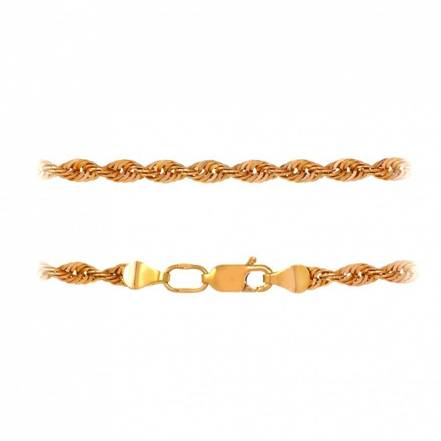 золотые цепочки плетения веревка